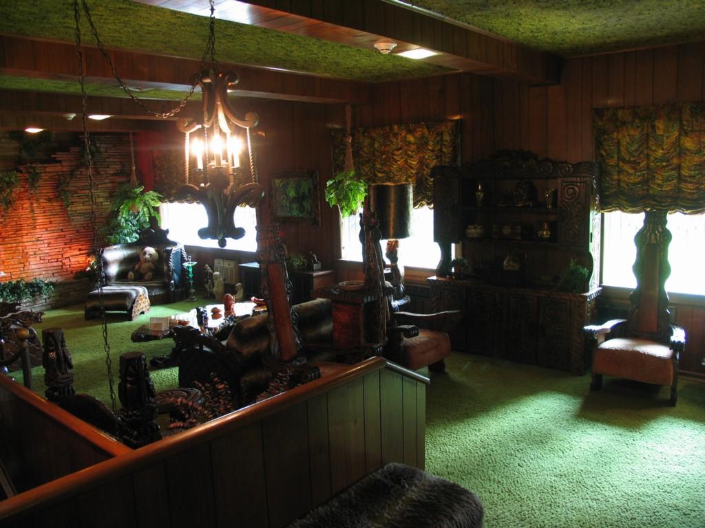 elvis presley 39 s bedroom at graceland